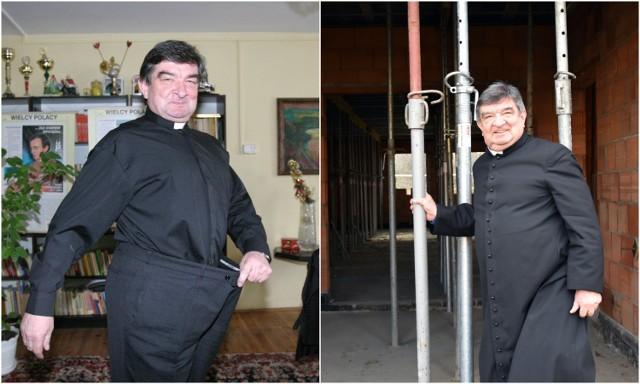 Proboszcz parafii Najświętszego Serca Pana Jezusa w Legnicy zmienił się niewiele, sam kościół i parafia pięknieją z roku na rok!