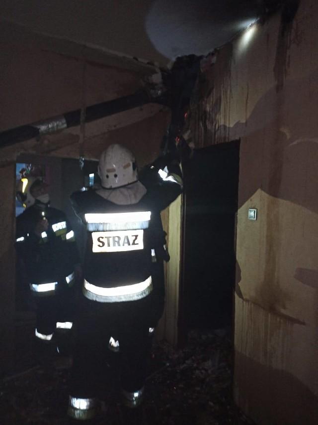 Rodzina z trójką dzieci straciła w pożarze praktycznie wszystko. Potrzebna jest pomoc.