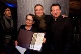 Agnieszka Holland przed galą rozdania Oscarów w Hollywood (ZDJĘCIA)