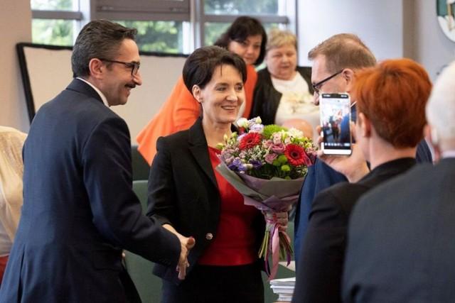 Głosami radnych, Anna Hetman otrzymała wotum zaufania i absolutorium.