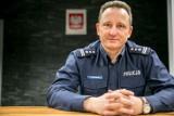 Komendant wojewódzki policji w Krakowie nowym szefem BOR