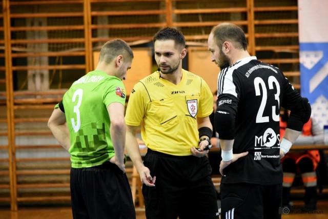 Mecz AZS UZ Zielona Góra-Mundial Żary w sezonu 2018/19