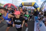 PKO Bytomski Półmaraton. Tysiąc biegaczy rywalizowało w Bytomiu [ZDJĘCIA, WYNIKI]
