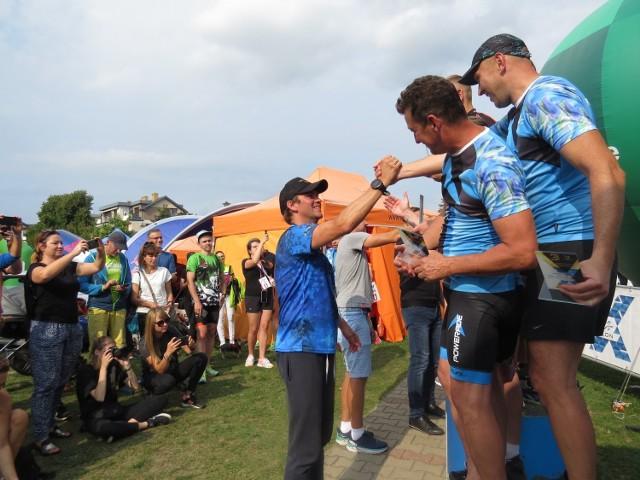 W niedzielę, 22 sierpnia do Brodnicy przyjechali triathloniści z całej Polski, aby wziąć udział w X Edycji Garmin Iron Triathlon