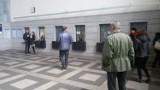 Gliwice: Alarm na dworcu PKP. Ochrona wyprosiła pasażerów [WIDEO, ZDJĘCIA]