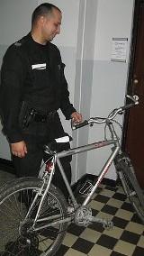 Skradziony rower Bielsko. Policjanci odzyskali rower skradziony przed 9 laty