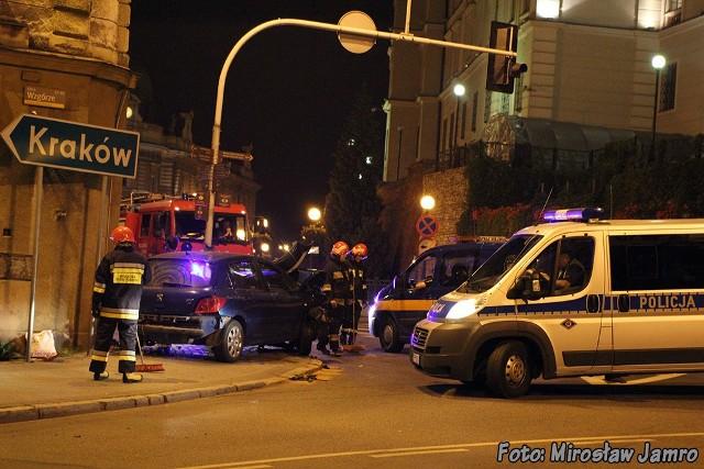 Do wyjątkowo nietypowego zdarzenia doszło w centrum Bielska-Białej.