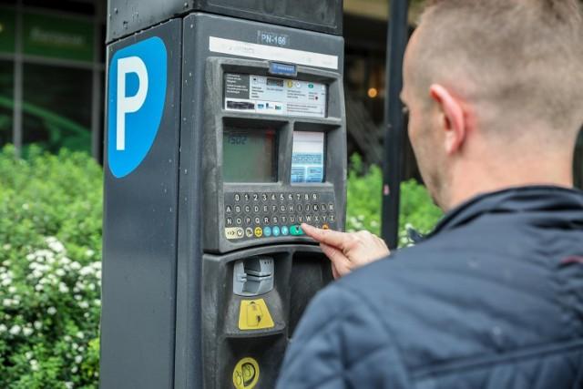Parkomaty pojawią się w kolejnych dzielnicach Krakowa?
