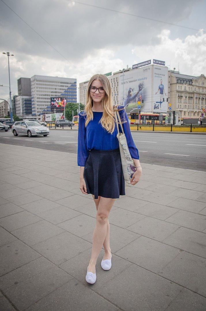 6b42f260e8 Street fashion w Warszawie