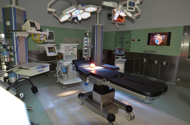 Oddział kardiochirurgiczny otworzono w grudniu. Kosztował 7 mln zł.