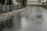 Ulica Piłsudskiego w Kalwarii Zebrzydowskiej po remoncie wygląda lepiej. Zobaczcie zdjęcia