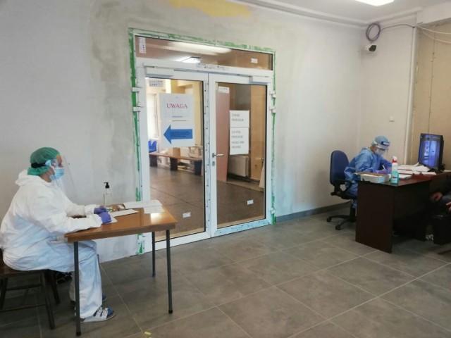 Przychodnie przy szpitalu w Jastrzębiu wznowiły przyjęcia pacjentów