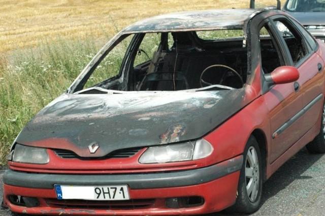 Pożar w Sławianowie