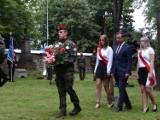 Olkusz. Obchody rocznicy wybuchu Powstania Warszawskiego odbyły się na Starym Cmentarzu [ZDJĘCIA]