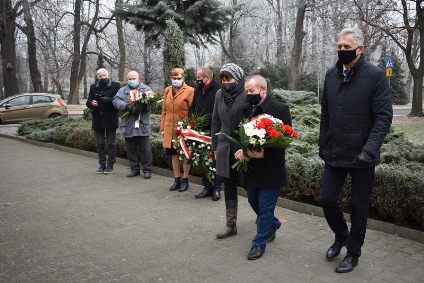 Władze samorządowe uczciły wybuch Powstania Wielkopolskiego [ZDJĘCIA]