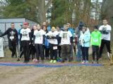 Bieg Tropem Wilczym 2020 w Jaworznie. Blisko 300 zawodników biegało w pobliżu Rezerwatu Sasanki. Zobaczcie zdjęcia z biegu