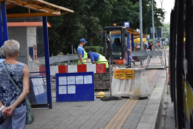 Według zapewnień PUK, prace przy budowie nowego węzła mają potrwać do końca sierpnia