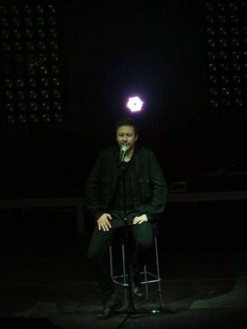 Andrzej Piaseczny Dał Czadu W Ostrowcu świętokrzyskim