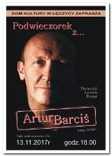 Artur Barciś odwiedzi Dom Kultury w Łęczycy