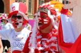 Biało-czerwona gorączka na wrocławskim Rynku