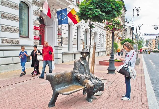 Największą atrakcją turystyczną Łodzi jest wciąż ulica Piotrkowska.