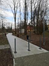 Kraków. Park nad Sudołem gotowy, ale zamknięty, bo czeka na... prąd