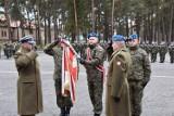 Żołnierze w Lęborku mają nowego dowódcę. Dwa razy był na misjach w Afganistanie