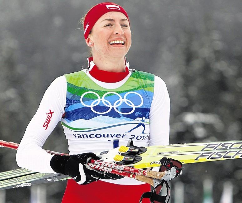 Narciarstwo: Justyna Kowalczyk przebiera w nartach | Nasze Miasto