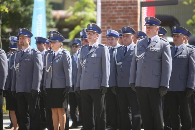 Wojewódzkie obchody Święta Policji w Zabrzu. Zobacz zdjęcia >>>