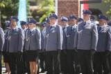 Wojewódzkie obchody Święta Policji w Zabrzu. Policjanci i policjantki otrzymali odznaczenia i wyróżnienia. Zobacz ZDJĘCIA