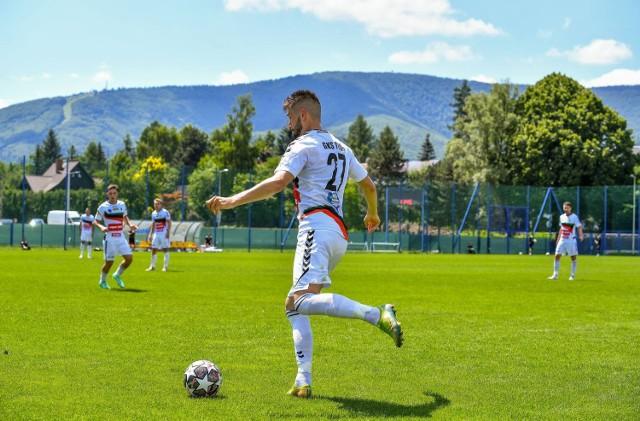 Piłkarze GKS-u Tychy rozpoczynają zgrupowanie w Ustroniu przed nowym sezonem Fortuna 1. Ligi.