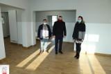 Skończono prace remontowe w nowym budynku biblioteki w Kobylinie [ZDJĘCIA]