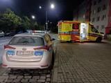 Tragedia w budynku przy ul. Broniewskiego w Wałbrzychu na Piaskowej Górze. Nie żyje 51-letni mężczyzna