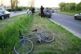 Wypadek w Opolu. Rowerzysta wjechał na pasy wprost pod koła bmw [ZDJĘCIA]