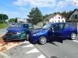Wypadek w Gaszowicach. Ucierpiał dwuletni chłopczyk i 60-latka. Zobaczcie, jak do tego doszło