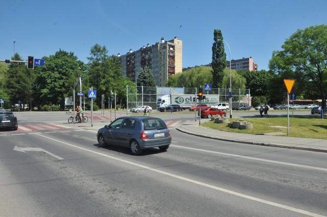Czy przy skrzyżowaniu Kwiatkowskiego i Powstańców Warszawy powstanie 17-piętrowy wieżowiec? Kliknij w zdjęcie i zobacz domniemaną lokalizację