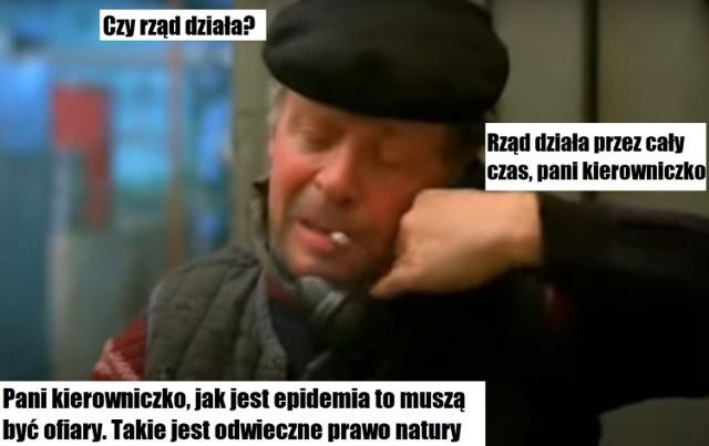 Cała Polska w czerwonej strefie. Rządowa strategia walki z koronawirusem na celowniku internautów - MEMY  ZOBACZ MEMY >>>