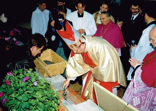 Parafia św. Franciszka, zdjęcia archiwalne