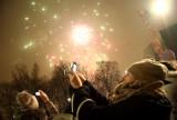 Lublin przywitał Nowy Rok