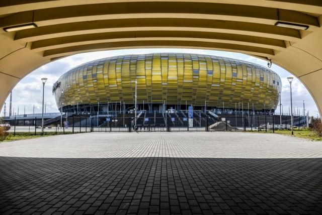 Tak powstawał Stadion Energa Gdańsk