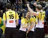 Lotos Trefl Gdańsk wygrał z AZS Politechniką Warszawską i jest bliżej play off [ZDJĘCIA]