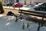 Pijacy i wandale na kaliskich plantach. Radny prosi o interwencję władz miasta