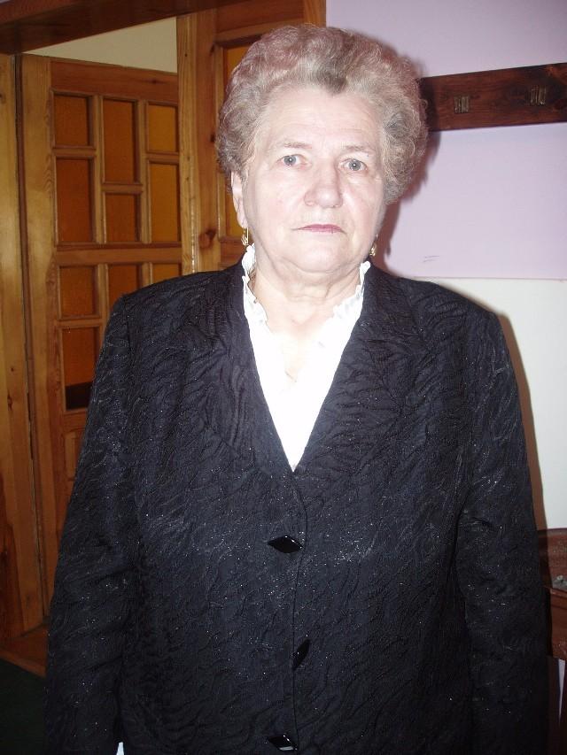 Jolanta Cieślik nie weszła do rady powiatu, choć miała duże poparcie