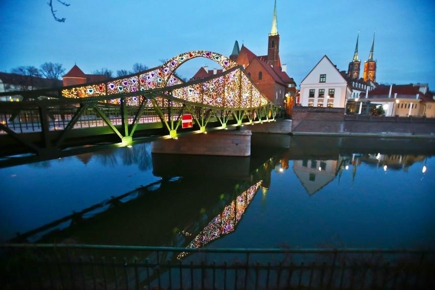 Te miejsca we Wrocławiu są już gotowe na Boże Narodzenie (ZOBACZ ZDJĘCIA)