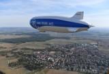 Patrz w górę, Zeppelin leci! Sterowiec nad Katowicami, Gliwicami, Bielskiem...