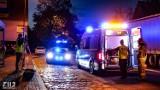 Śmiertelny wypadek w Zabrzu. TIR potrącił mężczyznę na pasach, mężczyzna nie żyje