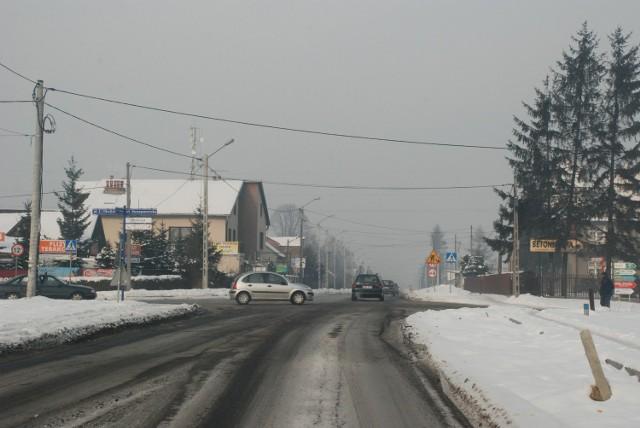 Rondo powstanie u zbiegu ulic Solskiego, Szczepanowskiej i Okulickiego