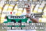 """Ekstraklasa. MEMY po ostatniej kolejce. Emocje do samego końca, """"Halo, Białystok?"""" [GALERIA]"""