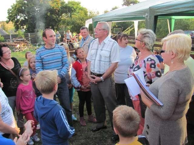 Piknik Integracyjny w Jaroszowie 2012