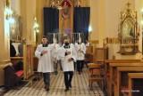 Triduum Paschalne 2021. Msza święta Wieczerzy Pańskiej u Księżnej Sieradzkiej - ZDJĘCIA
